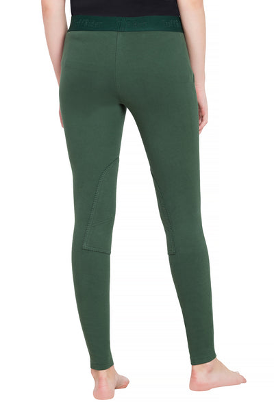TuffRider Ladies Cotton Schoolers Riding Tights_4