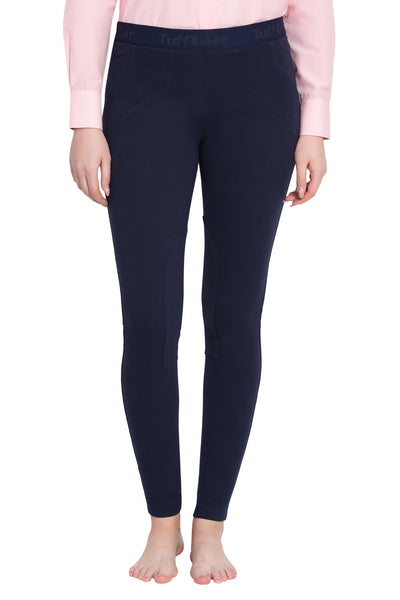 TuffRider Ladies Cotton Schoolers Riding Tights_6