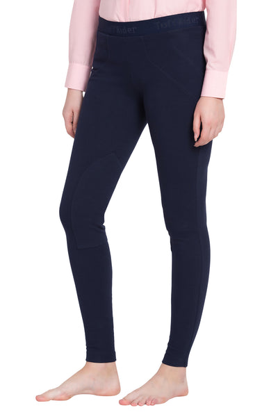 TuffRider Ladies Cotton Schoolers Riding Tights_5