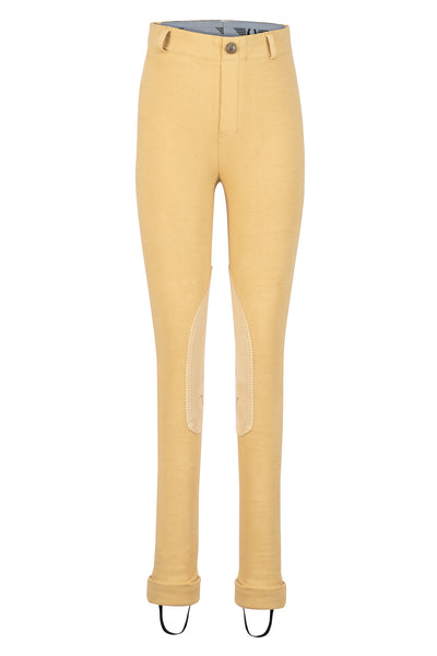 TuffRider Children's Cotton Pull-On Jodhpurs - Breeches.com