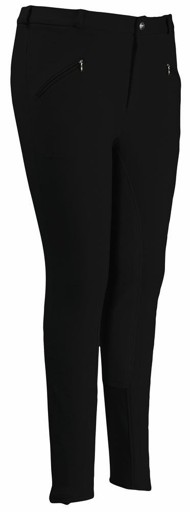 Men's Cotton Full Seat Breeches (Long) - TuffRider - Breeches.com