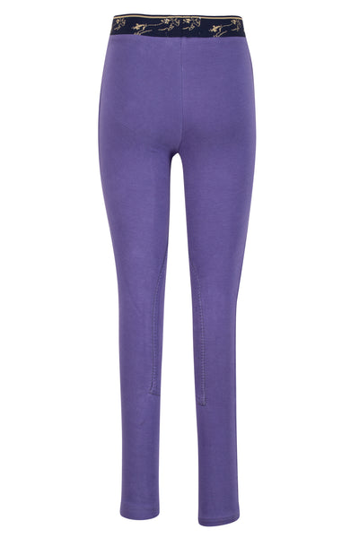 TuffRider Children's Cotton Schoolers Riding Tights - TuffRider - Breeches.com