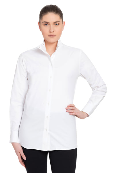 Ladies Starter Long Sleeve Show Shirt - TuffRider - Breeches.com
