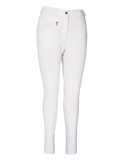 TuffRider Ladies Ribb Full Seat Breeches (Long) - Breeches.com