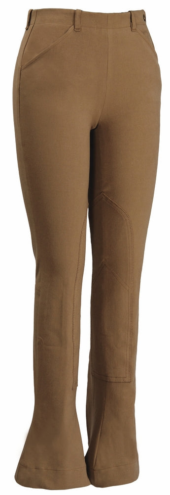 TuffRider Ladies Lowrise Kentucky Jodhpurs (Long) - TuffRider - Breeches.com