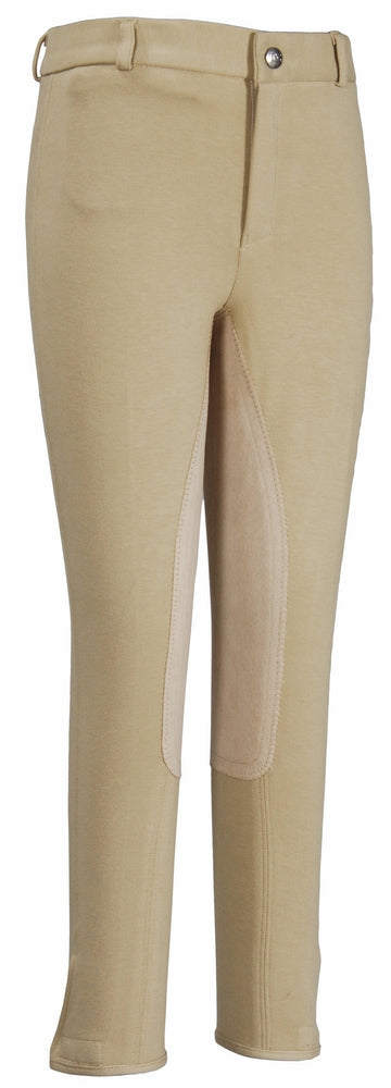 TuffRider Children's Cotton Full Seat Breeches - Breeches.com