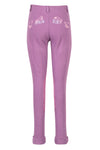 TuffRider Children's Cotton Embroidered Pull-On Jodhpurs - Breeches.com
