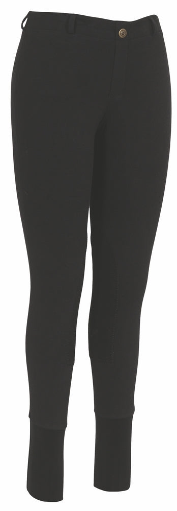 TuffRider Ladies EcoGreen Bamboo Riding Tights - TuffRider - Breeches.com