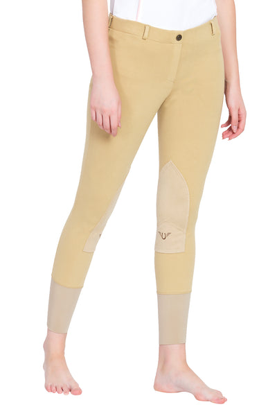 TuffRider Ladies EcoGreen Bamboo Riding Tights_5
