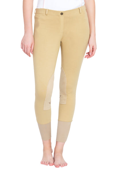 TuffRider Ladies EcoGreen Bamboo Riding Tights_4