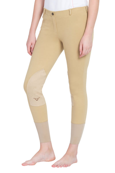 TuffRider Ladies EcoGreen Bamboo Riding Tights_3