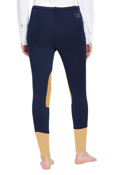 TuffRider Ladies Unifleece Pull-On Winter Breeches - Breeches.com