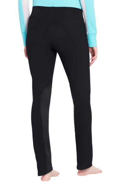 TuffRider Ladies Ribbed Boot Cut Riding Tights - TuffRider - Breeches.com