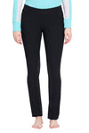 Ladies Ribbed Boot Cut Riding Tights - TuffRider - Breeches.com