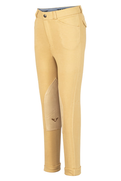 TuffRider Boys Patrol Light Jodhpurs - Breeches.com