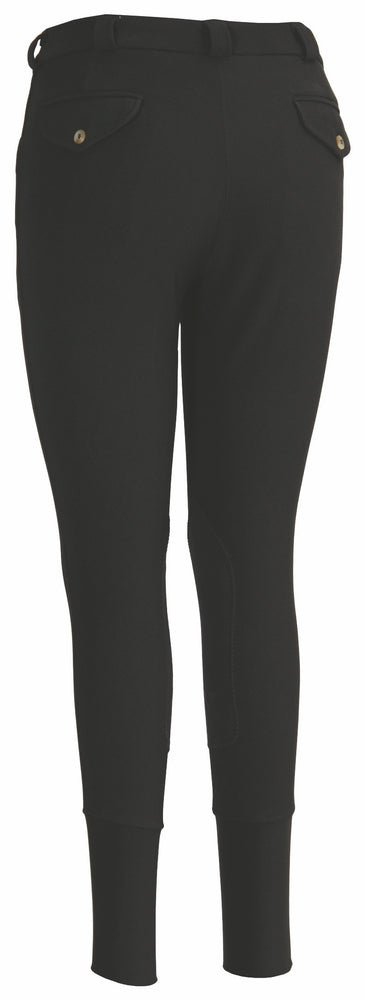 TuffRider Men's Ribb Patrol Knee Patch Breeches - Breeches.com