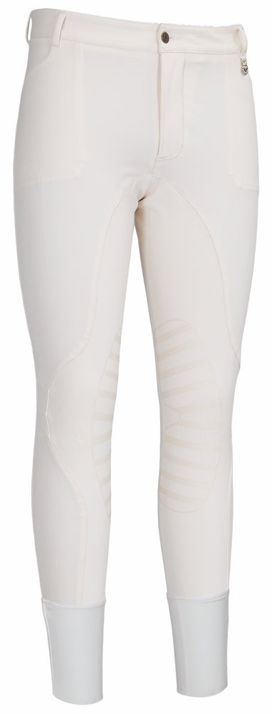 TuffRider Men's Ingate Knee Patch Breeches - TuffRider - Breeches.com