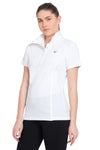 TuffRider Ladies Kirby Kwik Dry Short Sleeve Show Shirt_2