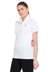 TuffRider Ladies Kirby Kwik Dry Short Sleeve Show Shirt_8