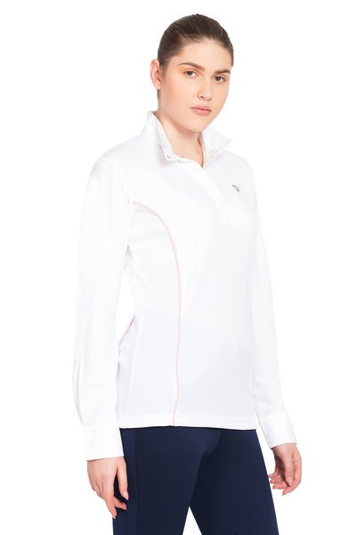 TuffRider Ladies Kirby Kwik Dry Long Sleeve Show Shirt_15