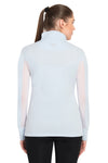 TuffRider Ladies Ventilated Technical Long Sleeve Sport Shirt - Breeches.com