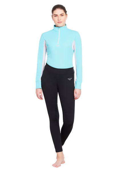 TuffRider Ladies Ventilated Technical Long Sleeve Sport Shirt_80