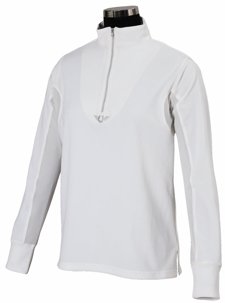 Children's Ventilated Technical Long Sleeve Sport Shirt - TuffRider - Breeches.com