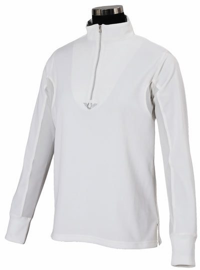 TuffRider Children's Ventilated Technical Long Sleeve Sport Shirt - Breeches.com