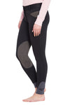 TuffRider Ladies Sydney Knee Patch Breeches w/ Contoured sock bottom (CSB)_7