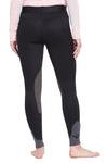 TuffRider Ladies Sydney Knee Patch Breeches w/ Contoured sock bottom (CSB)_8