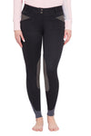 TuffRider Ladies Sydney Knee Patch Breeches w/ Contoured sock bottom (CSB)_6