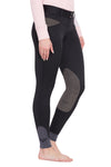 TuffRider Ladies Sydney Knee Patch Breeches w/ Contoured sock bottom (CSB)_5