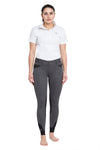 TuffRider Ladies Sydney Knee Patch Breeches w/ Contoured sock bottom (CSB)_14