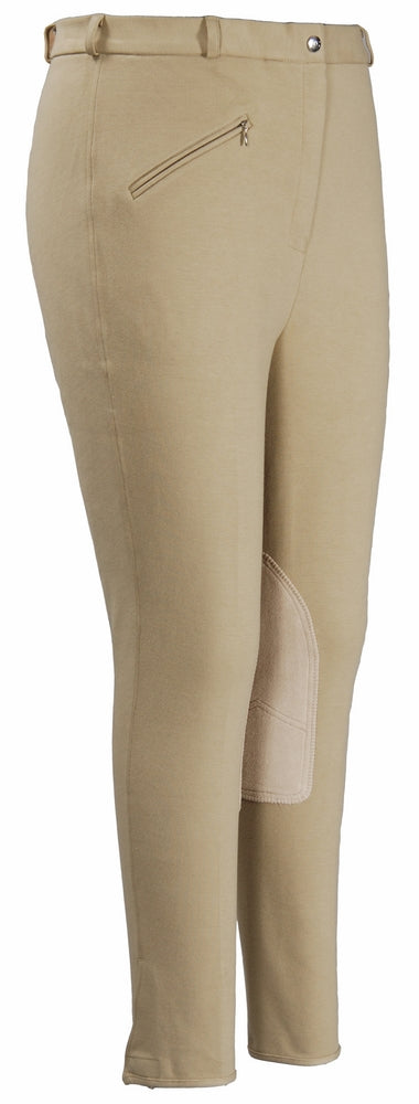 TuffRider Ladies Cotton Extra Breeches - TuffRider - Breeches.com
