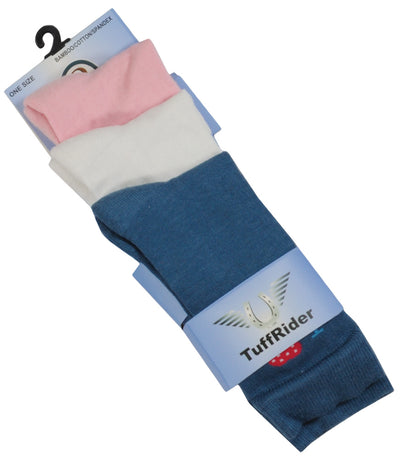 TuffRider I Heart Pony Ankle Socks - 3 Pack - TuffRider - Breeches.com