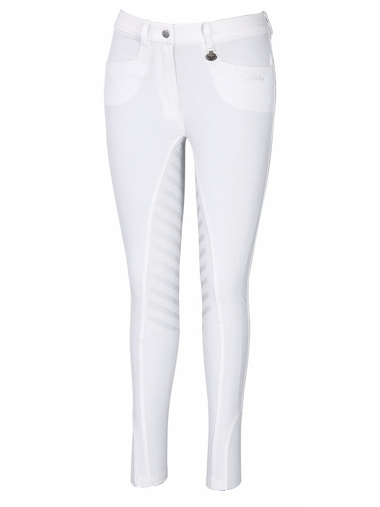 Ladies Euro Gripp Full Seat Breeches - TuffRider - Breeches.com