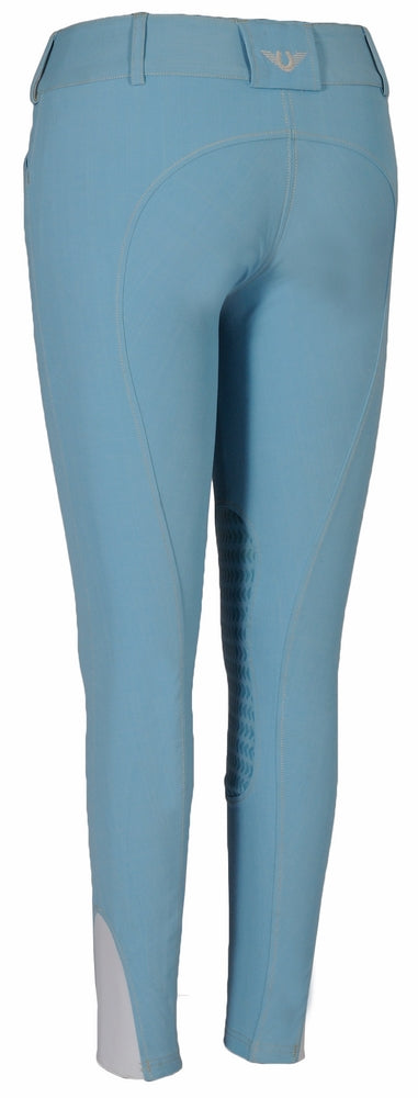 TuffRider Ladies Neon Knee Patch Breeches_2