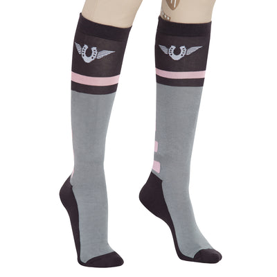 TuffRider Ladies Impulsion Knee Hi Socks_3