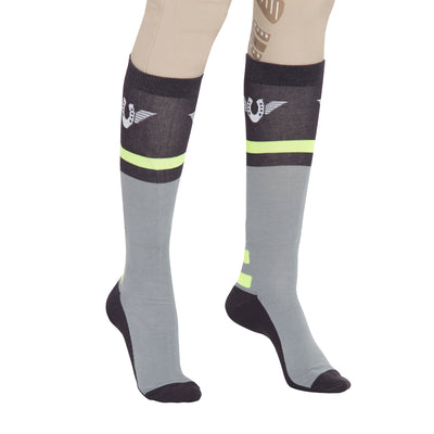 TuffRider Ladies Impulsion Knee Hi Socks - TuffRider - Breeches.com