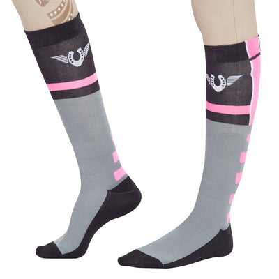 TuffRider Ladies Impulsion Knee Hi Socks_13