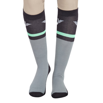 TuffRider Ladies Impulsion Knee Hi Socks_18