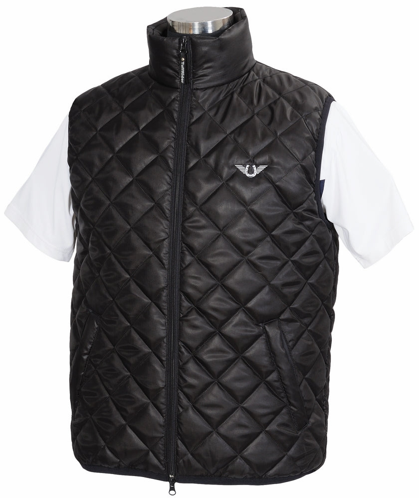 Men's Alpine Quilted Vest - TuffRider - Breeches.com