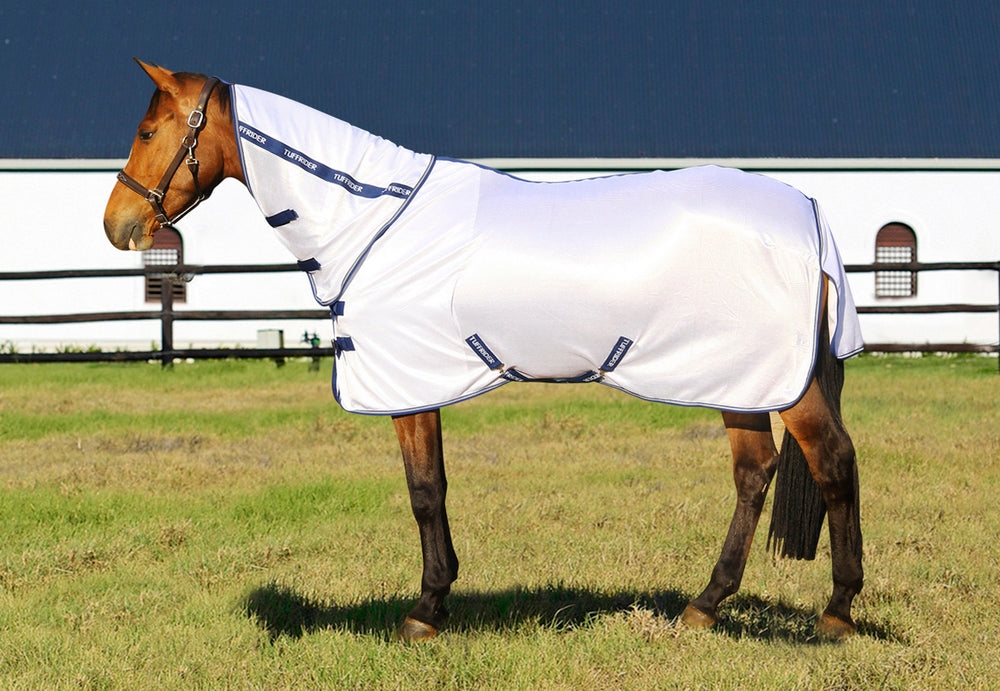 Sport Mesh Combo Neck Fly Sheet - TuffRider - Breeches.com