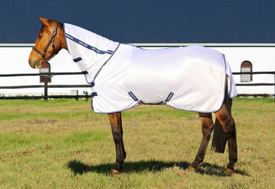 TuffRider Sport Mesh Combo Neck Fly Sheet - Breeches.com