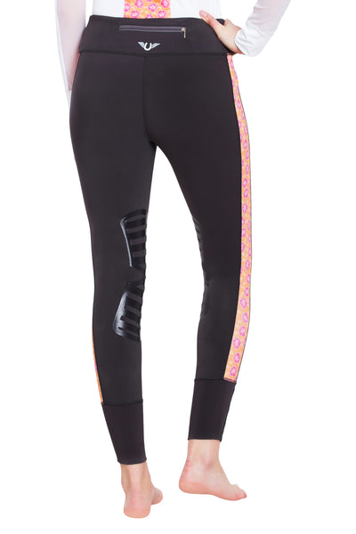TuffRider Ladies Athena EquiCool Riding Tights - TuffRider - Breeches.com
