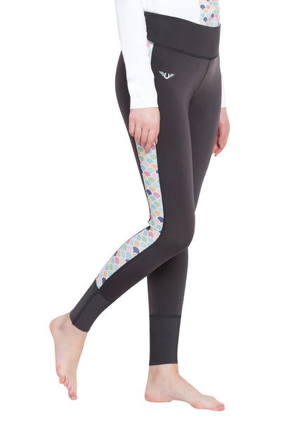 Ladies Iris EquiCool Riding Tights - TuffRider - Breeches.com