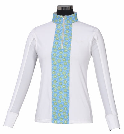 Ladies Athena EquiCool Riding Sport Shirt - TuffRider - Breeches.com