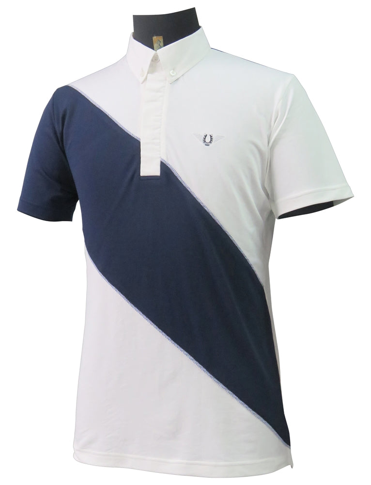 TuffRider Men's Danvers Short Sleeve Show Shirt - TuffRider - Breeches.com
