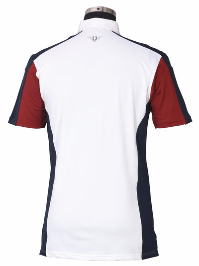 Men's Dennison Short Sleeve Show Shirt - TuffRider - Breeches.com