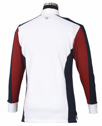 TuffRider Men's Dennison Long Sleeve Show Shirt - Breeches.com